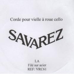 Savarez speciaalsnaar voor draailier VRC61 A (la)