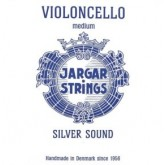 Jargar cello string C silver