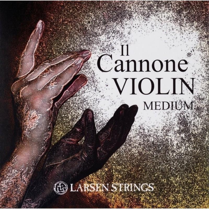 Larsen vioolsnaren Il Cannone SET