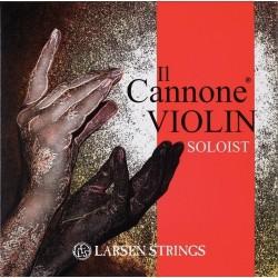 Larsen violin strings Il Cannone SET Soloist