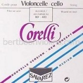 Corelli Crystal cello string C