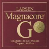 Larsen cello snaar Magnacore G