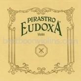 Eudoxa vioolsnaar G STIJF