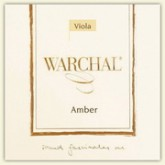 Amber viola string A steel