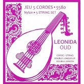 Leonida Aoud SET 10 strings...
