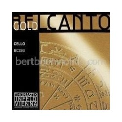 Belcanto GOLD SET cellosnaren (setkorting)