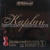 Kaplan Solutions vioolsnaar E (non Whistling)