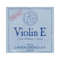 Larsen vioolsnaar D alu
