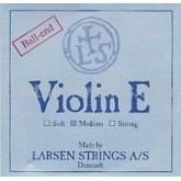 Larsen violin string D silver