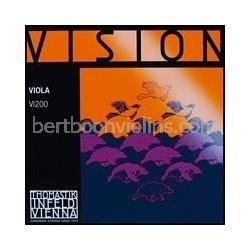 Vision altvioolsnaar A chroom