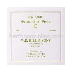 Hill vioolsnaar E