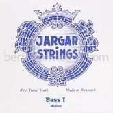 Jargar SET double bass strings, orchestral