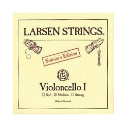 Larsen cellosnaar D soloists'