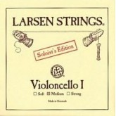 Larsen cello string D soloists'