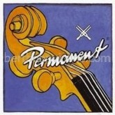 Permanent cello string A soloists'