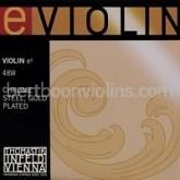 Thomastik e2/mi2 violin string E gold plated