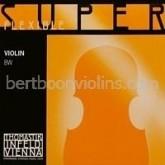 Superflex vioolsnaar G zilver