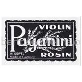 Geipel Paganini rosin for violin