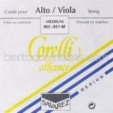 Alliance viola string A