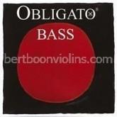 Obligato  string double bass E