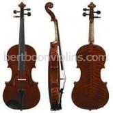 Violin, left handed