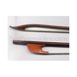 Barok strijkstok viool, pernambuco