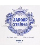 Jargar double bass strings