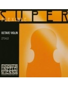 Octave violin Superflexible