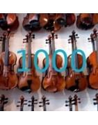 Violins 500-1000€