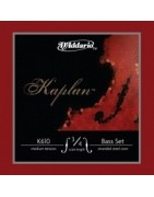 Kaplan double bass strings