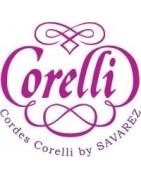 Corelli double bass strings
