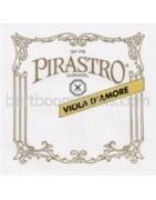 Viola d'Amore strings