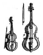 foedralen voor Viola da Gamba