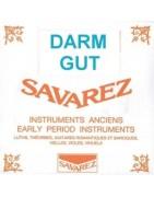 Savarez BRH (plain gut, oiled)