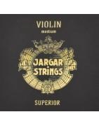 Jargar Superior vioolsnaren